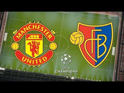 UEFA Champions League 2017/18 - Manchester United Vs Basel - 12/09/17 - FIFA 17