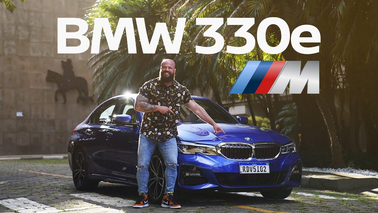 BMW 330e mostra que carros híbridos podem ser divertidos