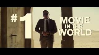 SPECTRE - #1 Movie in the world - TV Spot