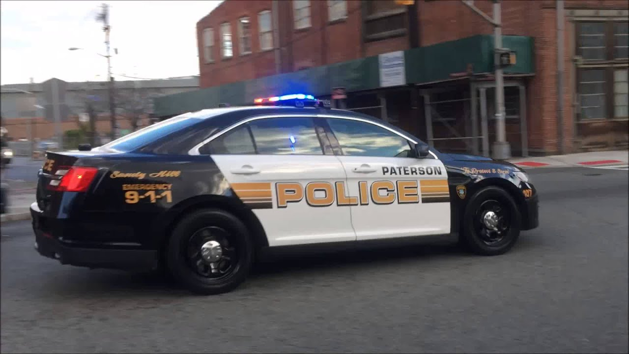 Image result for Paterson police