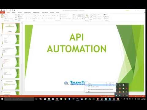 API Automation Testing using Postman, Swagger, npm Part 1 by TalentTEK