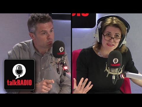 Julia Hartley-Brewer debates climate change with Friends of the Earth CEO Craig Bennett