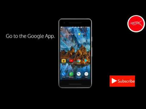 How to customize Google Search Bar Widget in ANDROID