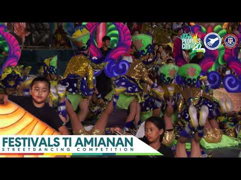 Festivals Ti Amianan: Pindangal Festival - City of San Fernando, La Union