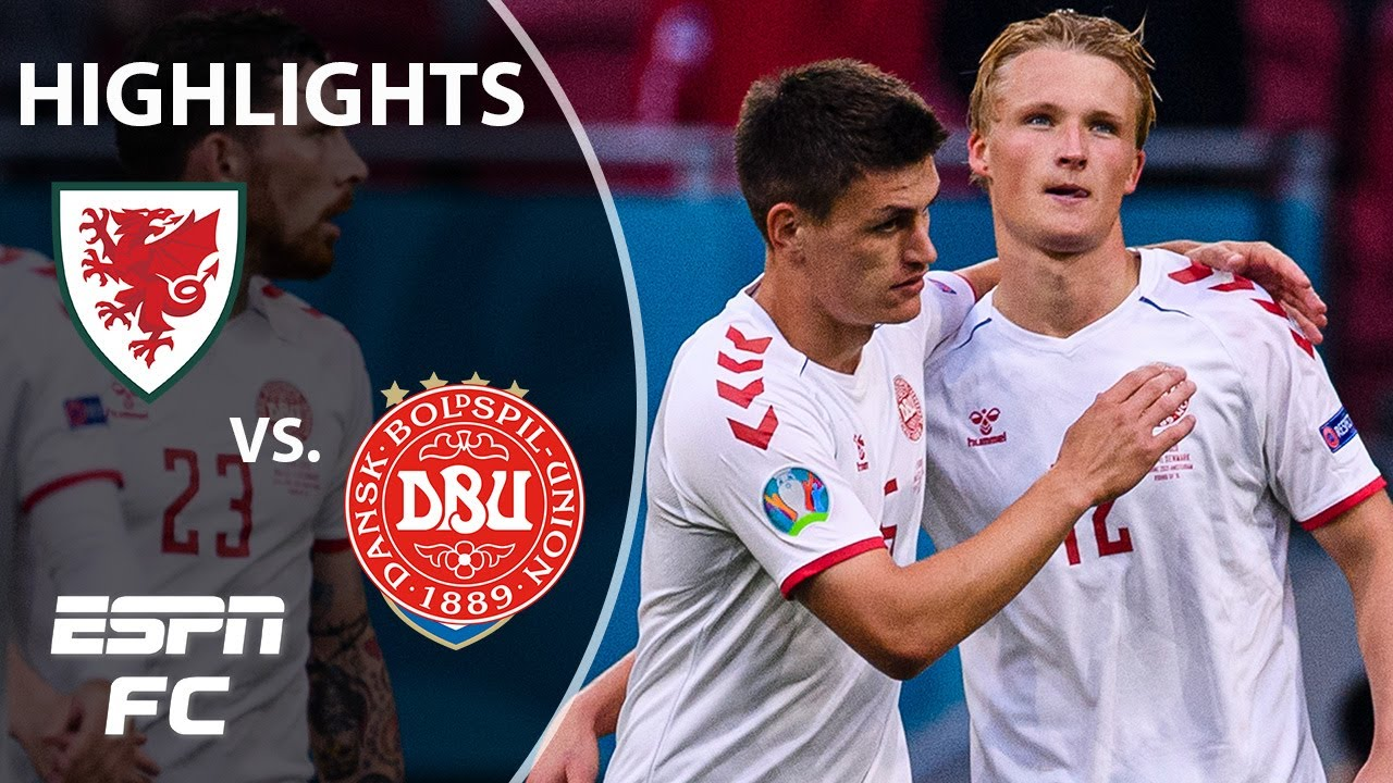 Wales vs Denmark result: Euro 2020 match decided by double from ...