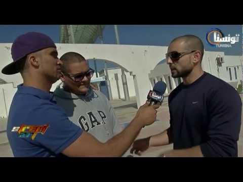 STREET ART Episode 10 Bizert TunisnaTV