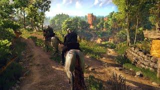 The Witcher 3 - Gameplay Gamescom 2014 [1080p]