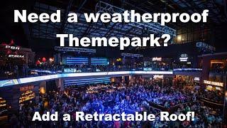 Retractable Roof Theme Venues