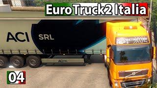Euro Truck Simulator 2 Italia 🍕 Das Ende der langen Fahrt ► #4 ETS2 Italien DLC deutsch