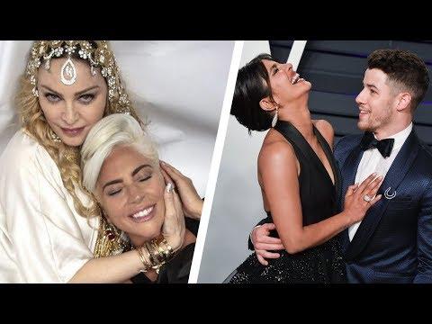 Inside the Oscars After-Parties With Lady Gaga, Nick and Priyanka Jonas!