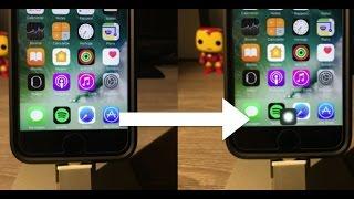 Activer le bouton home virtuel sur votre iPhone !
