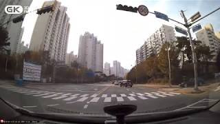 지넷시스템 GK 블랙박스 주간주행 영상,Gnet system GK Dash cam