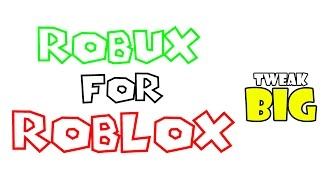 New Channel Announced - Robux for Roblox