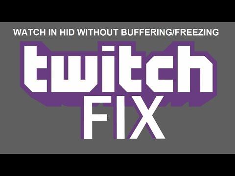 Twitch Buffering/Freezing PROBLEM [SOLVED] FEBRUARY 2018 - YouTube