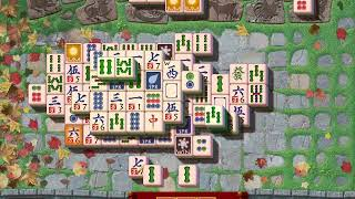 Mahjong Garden To Go FROM Big Fish Games HYPERSPIN NOT MINE VIDEOS