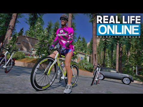 RADLFAHRER! - GTA 5 Real Life Online