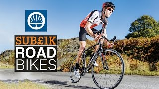 Sub £1,000 Road Bike Test