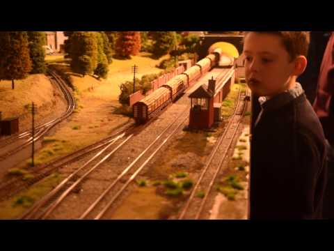 The Ffarquhar Branch Replica Layout Vlog 6 (Final Vlog): Exhibition & Completed Layout