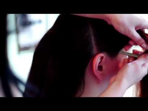 Как легко и правильно наносить краску на волосы. Ксения Кузьмено делится опытом.