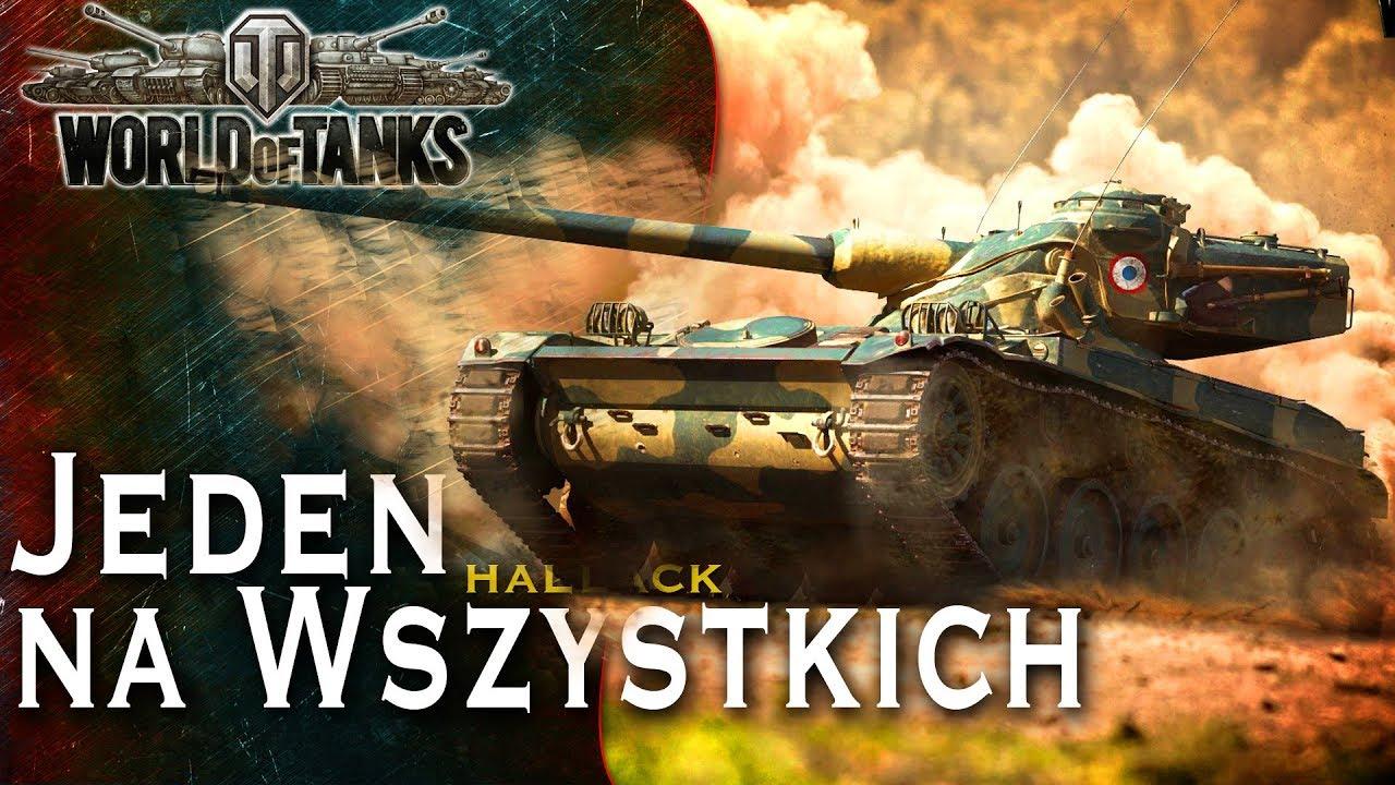 Jeden na wszystkich – Wasze wyciągi – World of Tanks