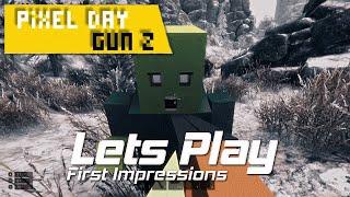 Pixel Day Gun Z - Day Pixel Z Gun [PC Gameplay]