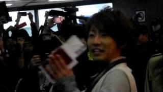 相葉くん、12月2、3日に台湾で行われたドキュメンタリー映画「日本列島 ...