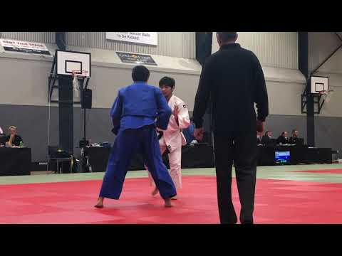 Wellington Judo Open 2018 Highlights