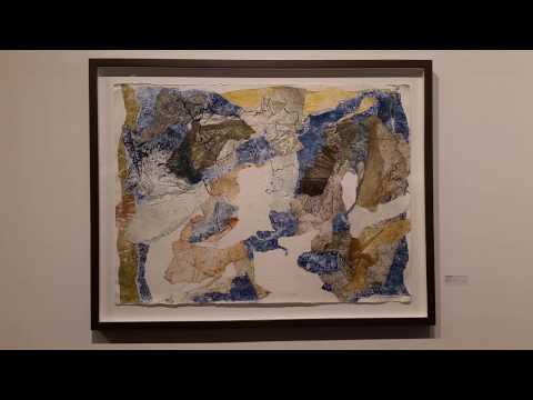20170319 105633 2017 03 19 Monoprints at Mason Fine Art curator Terri Dilling
