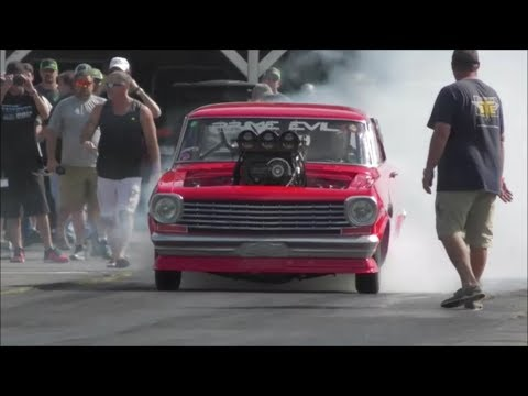 Street Outlaws New Orleans Shane Lester Prime Evil at the dirty south no prep