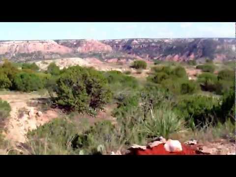 Palo Duro Canyon, Amarillo Texas