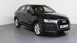 Audi Q3 S Line Navigation