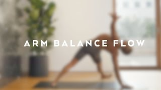 Video Arm Balance Flow with Andrew Sealy download MP3, 3GP, MP4, WEBM, AVI, FLV Maret 2018