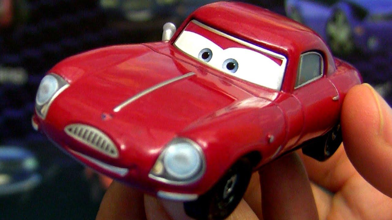 Mama Topolino Cars