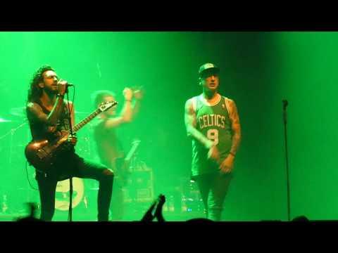Dreamshade - Dreamers Don't Sleep - live @ Eluveitie & Friends @ Halle 622 in Zurich 30.12.2017