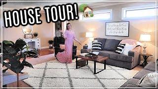 HOUSE TOUR SPRING 2019🏠 | ENTIRE HOME TOUR | FARMHOUSE DECOR