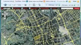 wikimapia- تجول وشاهد العالم