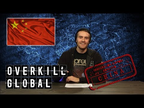 Chinese Folk Metal | Overkill Global Album Reviews episode thumbnail