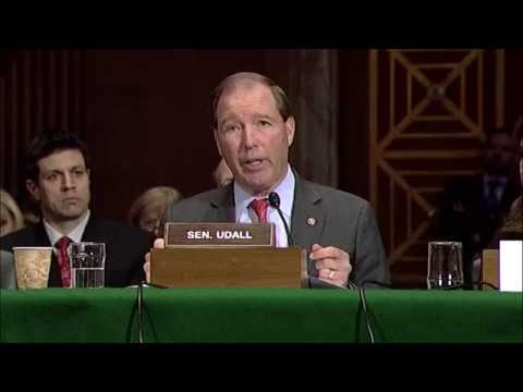 At EPW Hearing, Tom Urges Congress to Reform Broken Chemical Safety Law, Protect Kids from Chemicals