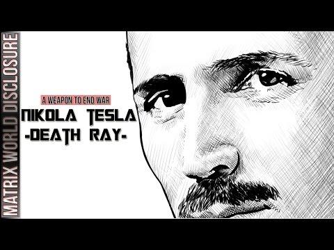 Nikola Tesla`s DEATH RAY