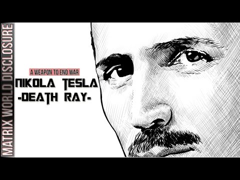 Nikola Tesla`s DEATH RAY