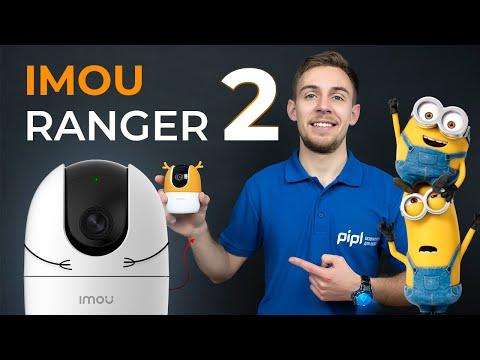 Самый ПОЛНЫЙ обзор на WiFi камеру IMOU Ranger 2. IPC-A22EP - недорогая и красивая НОВИНКА
