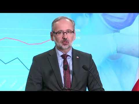 Download Konferencja prasowa ministra zdrowia Adama Niedzielskiego - 20 września 2021 r.