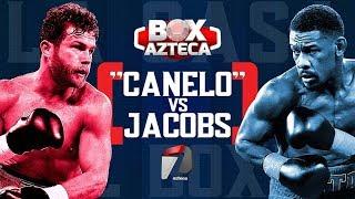 Pesaje | 'Canelo' Álvarez vs Daniel Jacobs