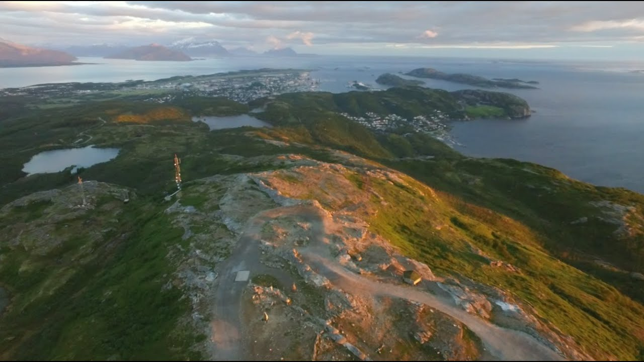 Hike to Keiservarden in Bodø