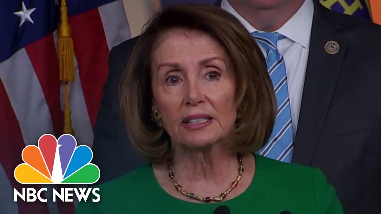 NBC Projects Democrats Take Control Of House | NBC News