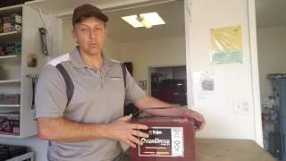 Trojan GEM Car Battery - Trojan Overdrive AGM 31
