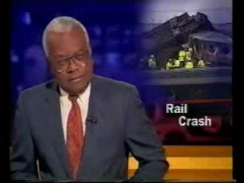 Selby Train Crash - ITV News at Ten - 28th February 2001