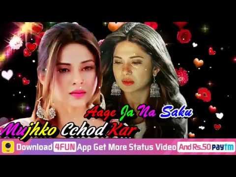 is-pyar-ke-mod-par-chal-diye-chod-kar-sad-status-video-female-version