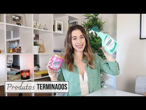 Produtos terminados de limpeza | Casa e Roupa #2 from YouTube · Duration:  16 minutes 21 seconds