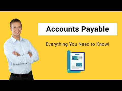 Accounts Payable (Definition) | Examples | Process of Accounts Payable
